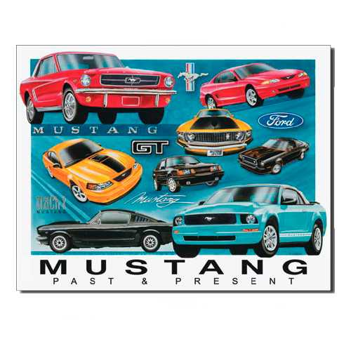 Mustang-Past-Present-Tin-Sign-1272.jpg
