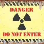TIN SING DANGER DO NOT ENTER