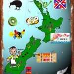 ICONS OF NZ TIN SIGN