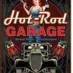 HOT ROD RETRO TIN SIGN