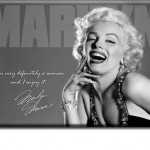 Marily Monroe fridge Magnet