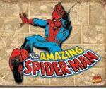 THE AMAZING SPIDER MAN RETRO TIN SIGN
