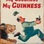 GUINESS BEER TIN SIGN