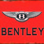 RETRO TIN SIGN BENTLEY