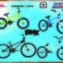 BMX BIKES RETRO TIN SIGN