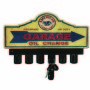 KEY HOLDER METAL AMERICAN GASOLINE