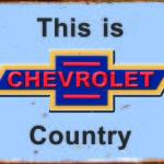 Chevrolet Country copy