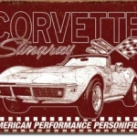 Corvette Stingray - American Performance