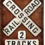 Railway Crossing 2 Tracks