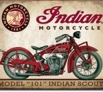 Indian Scout  1933
