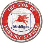 Mobil Gas Friendly Service 2025